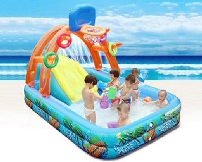 61% OFF Inflatable Children Basketball Playing Pool. Only RM235 instead of RM599. Free delivery to Nationwide included.
