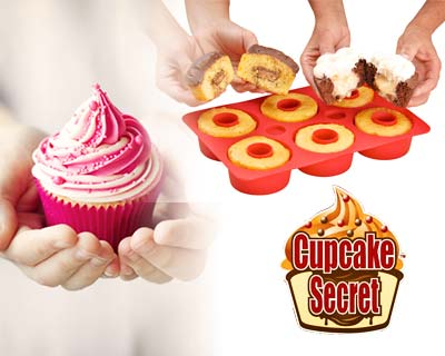 41% OFF Cupcake Secret. Only RM29 instead of RM49. Free Delivery to Peninsula Malaysia.