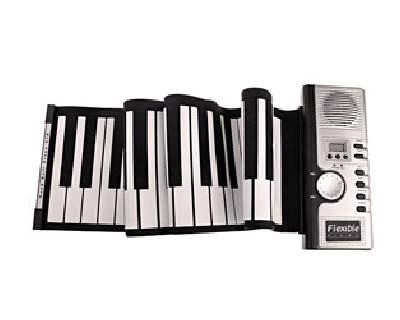 50% OFF Portable Roll-up 61-Key Digital Piano. Only RM149 instead of RM299. Free Delivery to Nationwide.