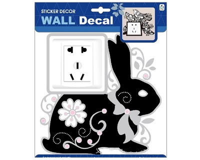 58% OFF Set Of 2 Plug Wall Sticker. Only RM25 instead of RM59. Free Delivery within Peninsula Malaysia.
