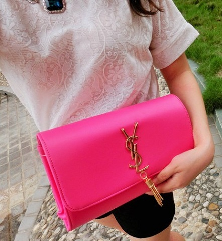 Yves Saint Laurent Inspired Elegant Clutch | Malaysia Daily Sales