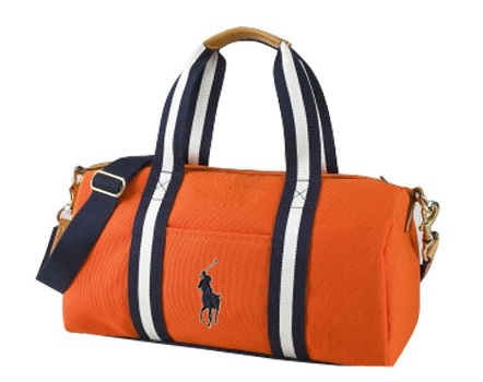 Polo Ralph Lauren Inspired Canvas Duffle Bag   Malaysia Daily Sales 65327bf4ae