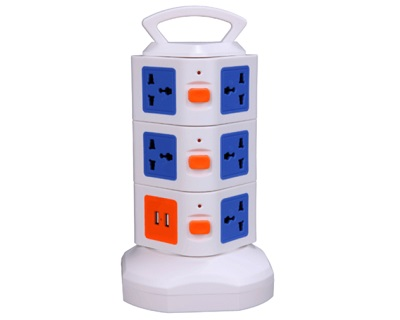 55% OFF 3-Layer Universal Power Strip. Only RM98 instead of RM219.