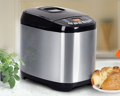 50% OFF Bread Maker Machines. Only RM299 instead of RM599. Free Delivery within Peninsula Malaysia.