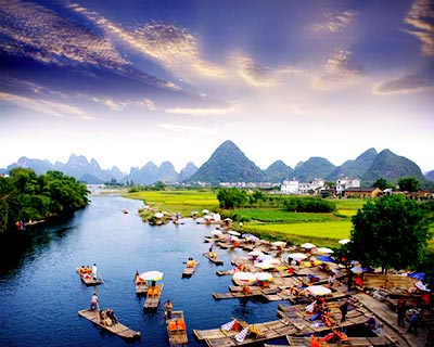 [For 2 pax] 5D4N Guilin & Yangshou