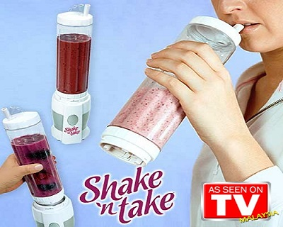 70% OFF Shake N Take Smoothie Blender with 2 ...